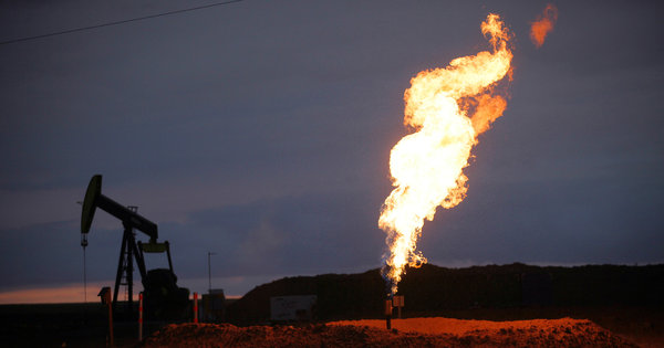 Natural Gas Flaring Worldwide